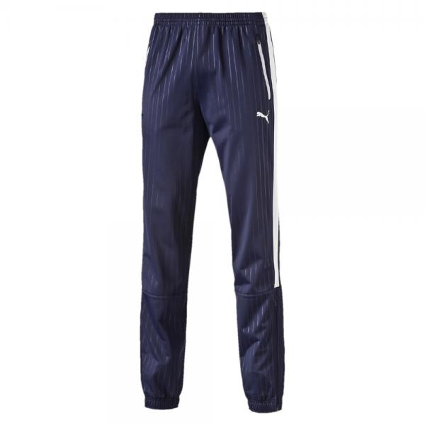 Puma Pantalon Figc Stadium Pants Italy peacoat-white