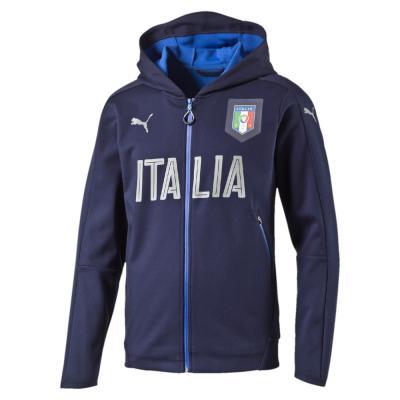 FIGC Casual Zip-Thru Hoody
