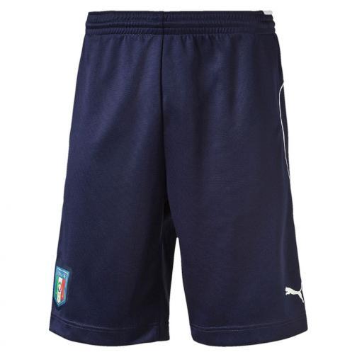 Figc Italia Training Shorts peacoat-white FIGC Store