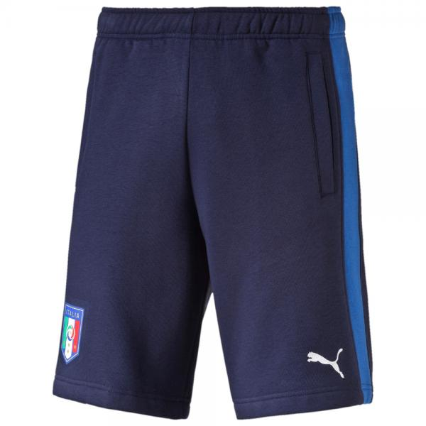 Figc Italia Fanwear Bermudas peacoat-team power blue FIGC Store