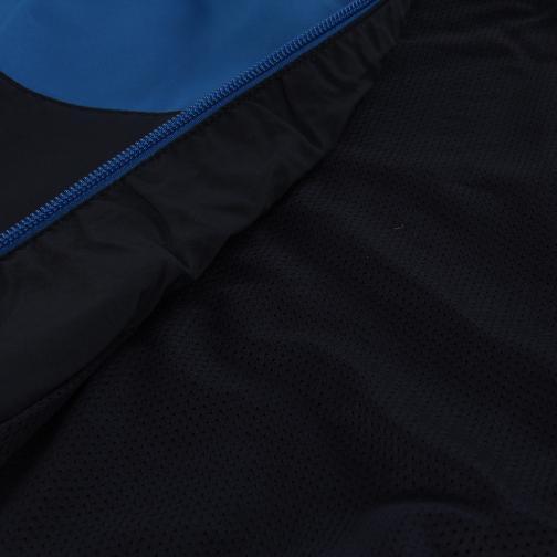 Puma Sweatshirt Figc Woven Jacket Italy peacoat-team power blue Tifoshop