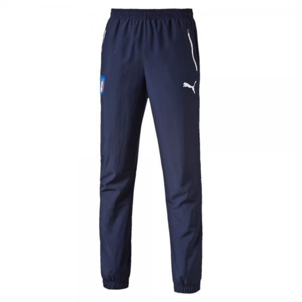 Puma Pant Figc Woven Pants Italy peacoat-white