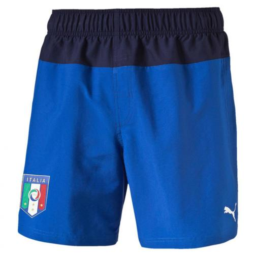 Puma Badeanzug Figc Beachwear Shorts Italy team power blue-peacoat