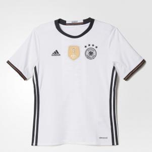 Adidas Maglia Gara Home Germania Junior  16/18