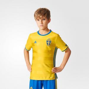 Adidas Maglia Gara Home Svezia Junior  16/18