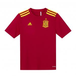 SPAIN JUNIOR HOME JERSEY S/S STADIUM