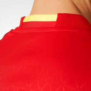 Adidas Maillot De Match Home Spain   16/18