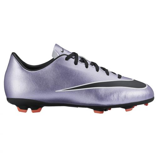 Nike Chaussures De Football Mercurial Victory V Fg Jr  Enfant URBN LILAC/BLACK