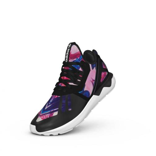 Adidas Originals Scarpe Tubular Runner W  Donna Nero Tifoshop