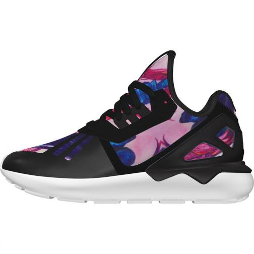 Adidas Originals Scarpe Tubular Runner W  Donna Nero