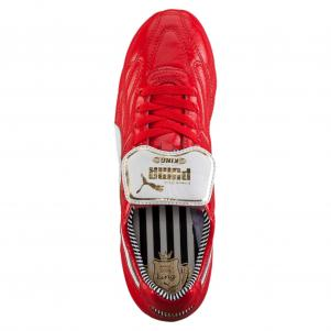 Puma Chaussures De Football King Top Stripe Di Fg