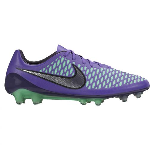 Nike Football Shoes Magista Opus Fg HYPER GRAPE/METALLIC SILVER