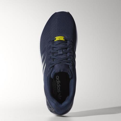 Adidas Originals Schuhe Zx Flux Dark Blue / Core White Tifoshop