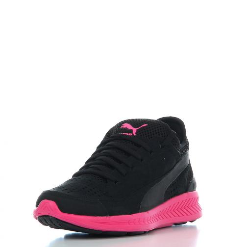 Puma Shoes Ignite Sock Wn's  Woman black-pink glo