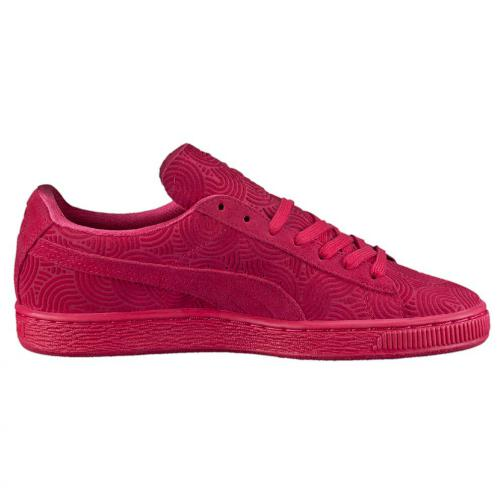 Puma Schuhe Suede Classic + Colored Wn's  Damenmode rose red-rose red Tifoshop