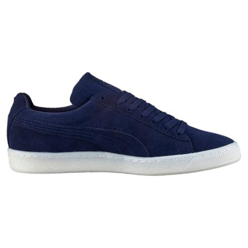 Puma Shoes Suede Classic Colored peacoat-white Tifoshop