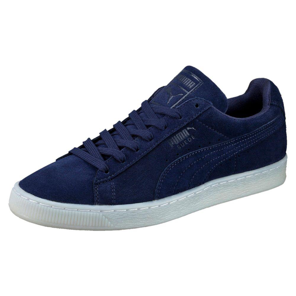 new concept 0c37c 62732 Puma Shoes Suede Classic Colored Peacoat-white - Tifoshop.com