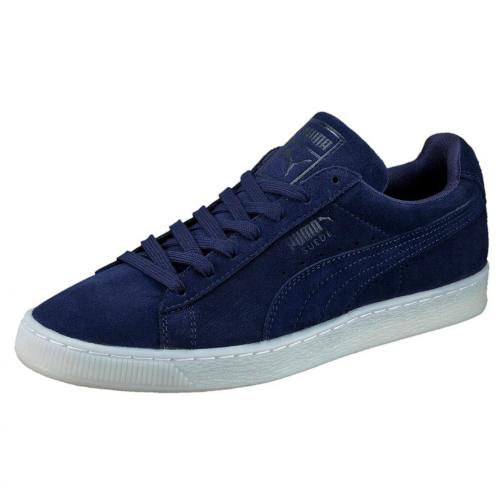 Puma Shoes Suede Classic Colored peacoat-white