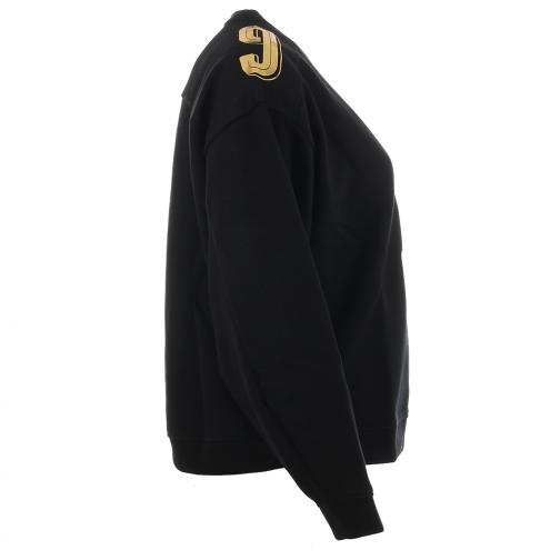 Puma Sweatshirt Number 9 Crew Sweat  Damenmode black Tifoshop