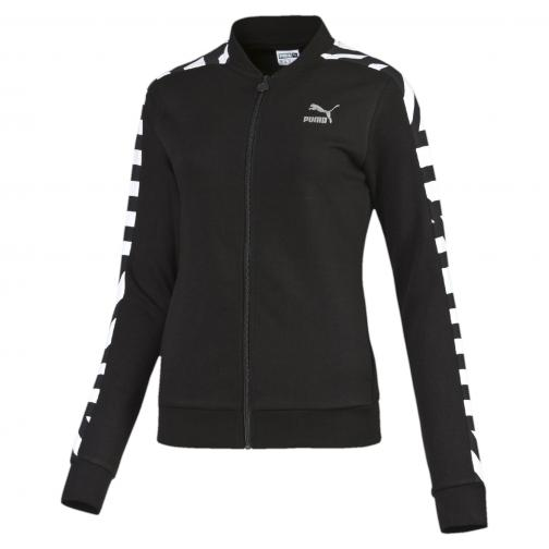Puma Sweat Aop Track Jacket B  Femmes black