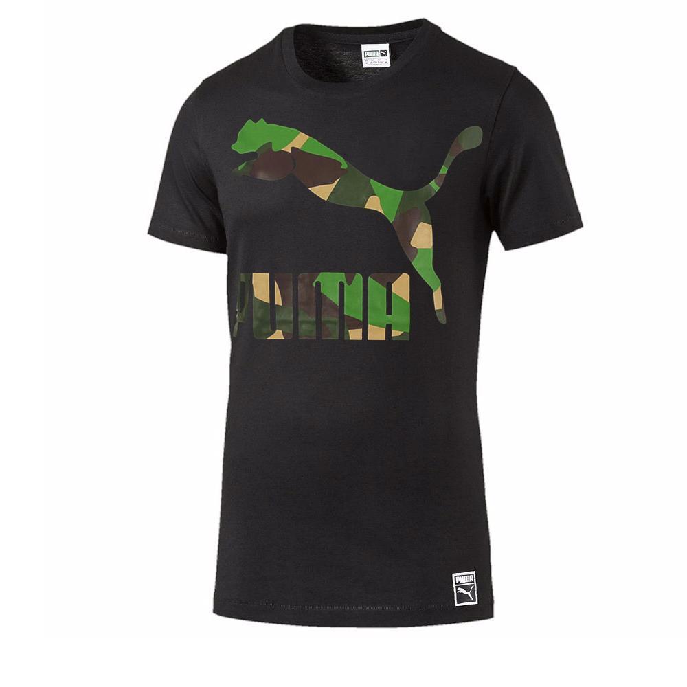 Puma T-shirt Camo Archive Tee