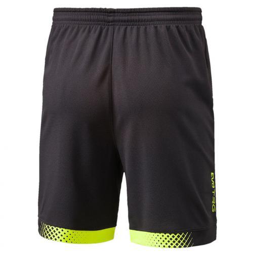 Puma Shorts It Evotrg Shorts black-safety yellow Tifoshop