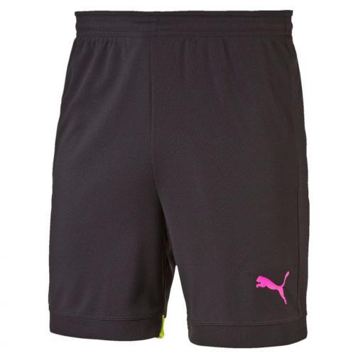 Puma Shorts It Evotrg Shorts black-safety yellow