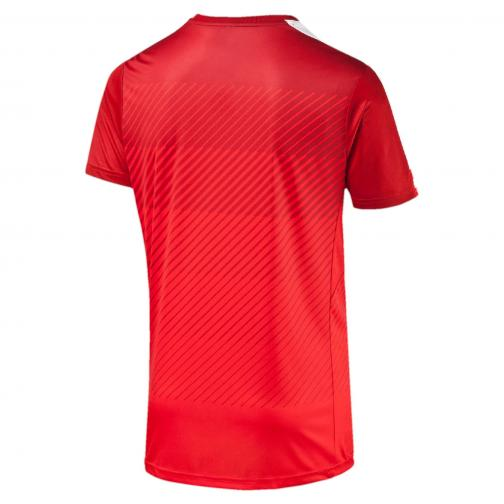 Puma Shirt  Austria   16/18 puma red-white Tifoshop