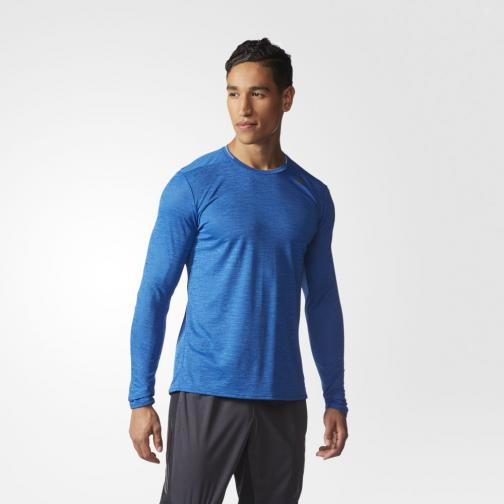 Adidas T-shirt Supernova Blu