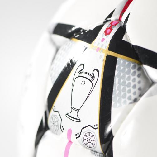 Adidas Pallone Finale Milano Sportivo Bianco Nero Tifoshop