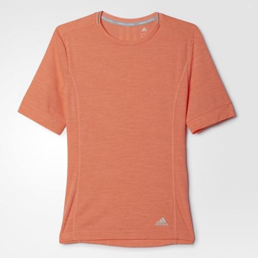 Adidas T-shirt Supernova  Damenmode Sun Glow Tifoshop