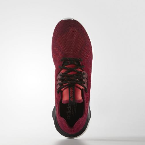 Adidas Originals Scarpe Tubular Runner Weave Bordeaux Tifoshop