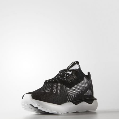 Adidas Originals Scarpe Tubular Runner Weave Nero Tifoshop