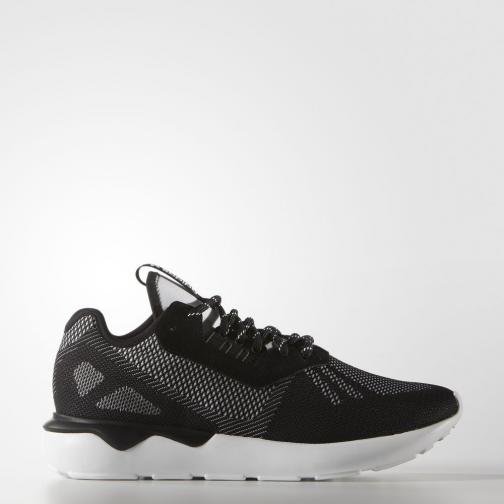 Adidas Originals Chaussures Tubular Runner Weave core black/ftwr white
