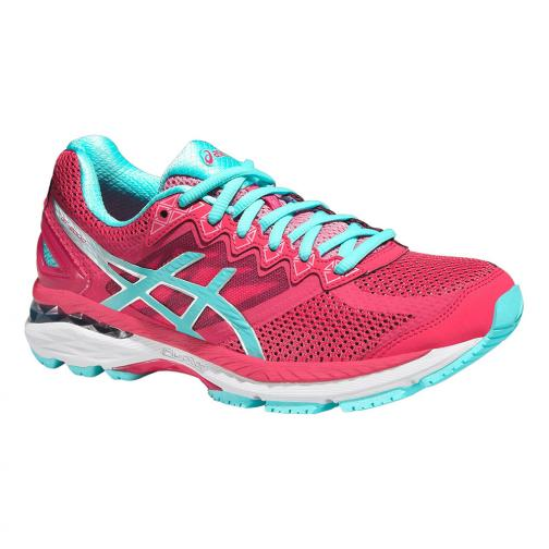 Asics Shoes Gt-2000 4  Woman Azalea/Turquoise/White