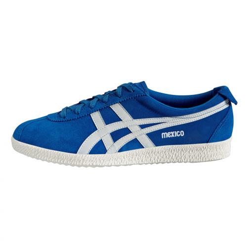 Onitsuka Tiger Schuhe Mexico Delegation  Unisexmode Blue