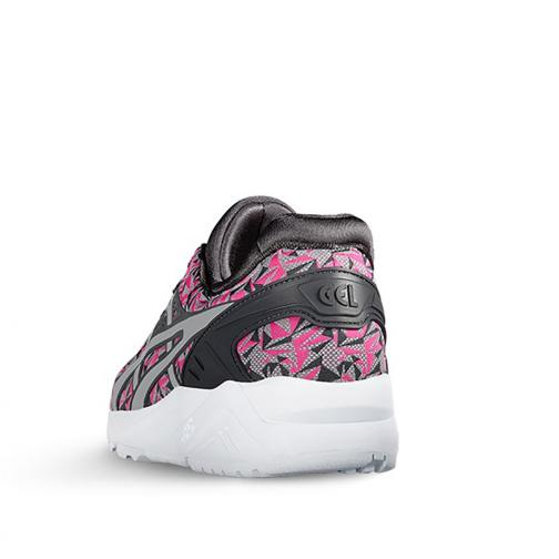 Asics Tiger Shoes Gel-kayano Trainer Evo  Unisex Pink Grey Tifoshop
