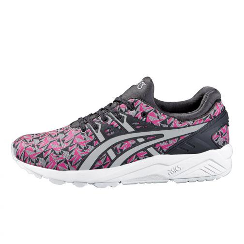 Asics Tiger Shoes Gel-kayano Trainer Evo  Unisex Pink Grey