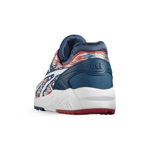 Asics Tiger Chaussures Gel-kayano Trainer Evo  Unisex Legion Blue/White Tifoshop