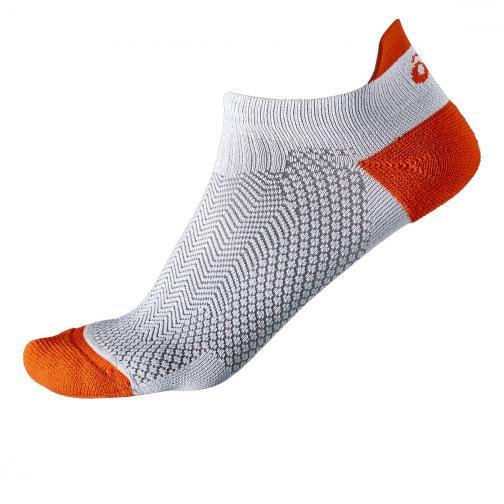 Asics Calze Cooling St Sock  Unisex Grigio Arancione