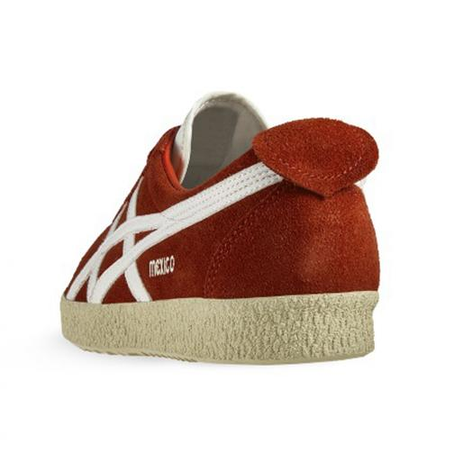 Onitsuka Tiger Schuhe Mexico Delegation  Unisexmode Red Tifoshop