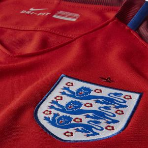 Nike Maglia Gara Away Inghilterra   16/18