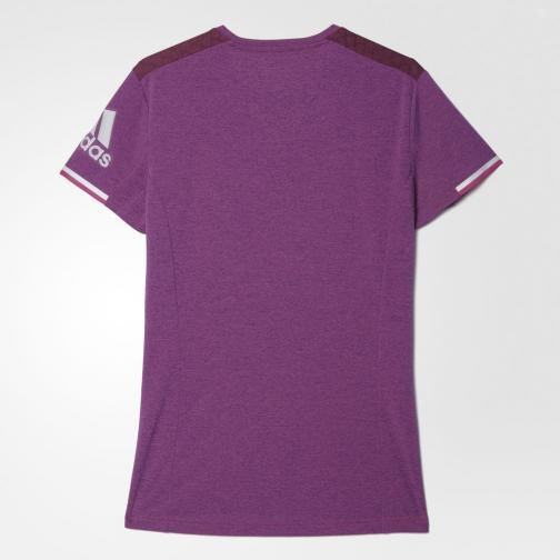 Adidas T-shirt Supernova Climachill  Donna Fucsia Tifoshop