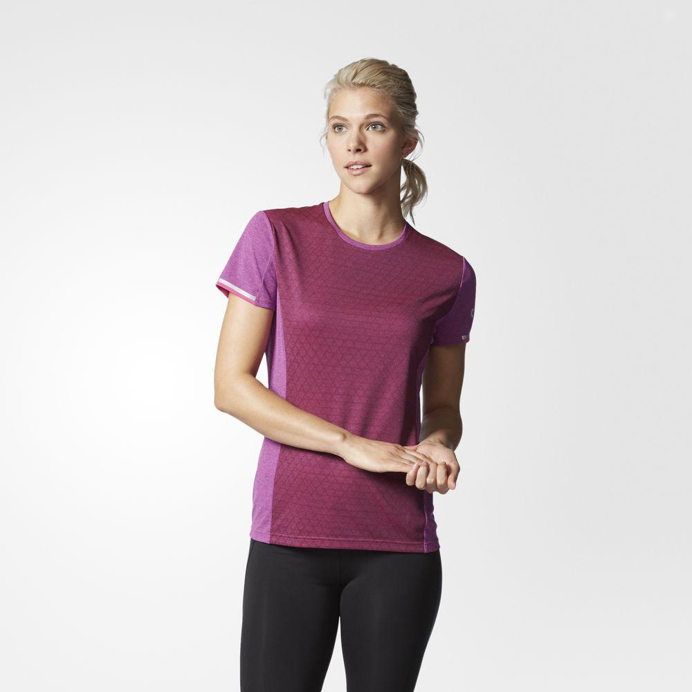 Adidas T-shirt Supernova Climachill  Donna