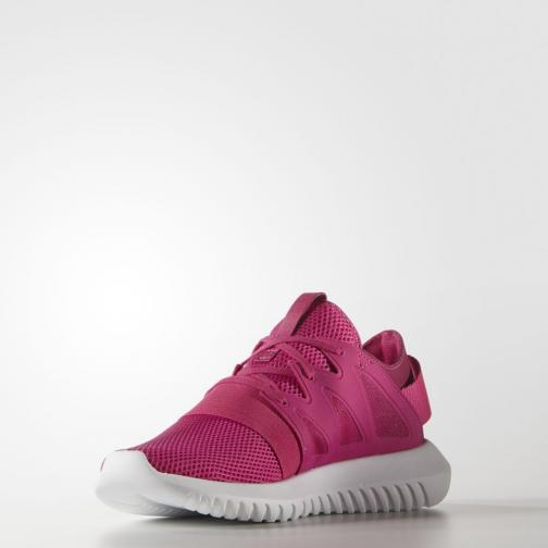 Adidas Originals Shoes Tubular Viral W  Woman pink/shock pink Tifoshop