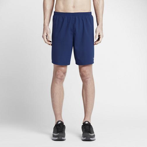 Nike Pantaloncino 18 Cm Phenom 2-in-1 Blu