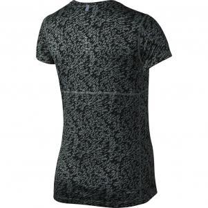 Nike T-shirt Pronto Miler Crew  Damenmode