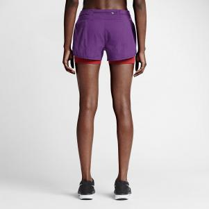 Nike Short Pants 7,5 Cm Rival Jacquard 2-in-1  Woman