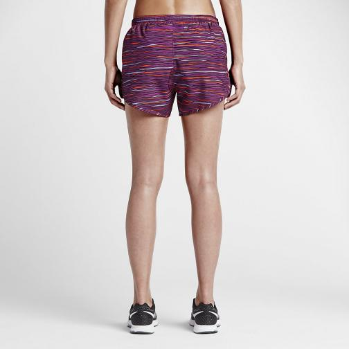 Nike Short Pants Equilibrium Modern Tempo  Woman COSMIC PURPLE/BLACK/REFLECTIVE SILV Tifoshop