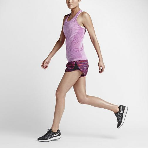 Nike Pantaloncino Equilibrium Modern Tempo  Donna Viola Tifoshop